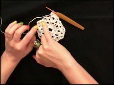 Fleur en crochet : Anémone, le cours intégral - YouTube