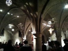 Copley Crypt, Georgetown University