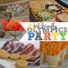 olymp parti, kids holiday parties, birthday parties, food, decorating ideas