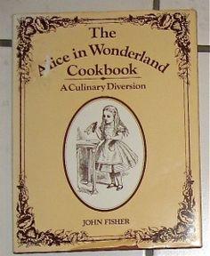 Alice in Wonderland Cookbook