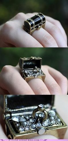 Treasure Within Reach Ring