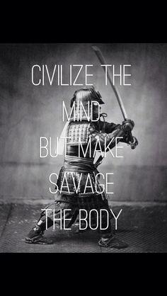 The Warrior Spirit warrior spirit