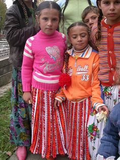 Gypsies in Romania
