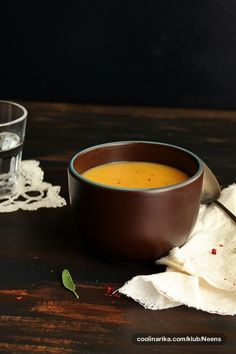 pumpkin and sage soup by Nina Gabelica