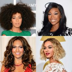 ROLL CALL: What's your Hair Dream? | When you close your eyes; what is the perfect hairstyle you envision for your Future Self? 1) Kinky Curly 2) Loose Curls 3) Wavy 4) Straight We've got you covered! www.onychair.com #onychair #humanhair #hairextensions