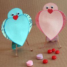 DIY Love Bird