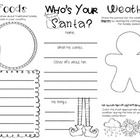 This blank brochure is great for having your students research a country's holiday traditions.  Students will add a map, captions, illustrations, a...