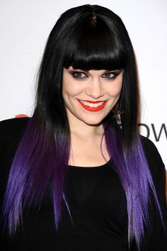 black to purple ombrehttp://www.facebook.com/beautyaddict8?ref=hl http://addictedtocoloraz.weebly.com/