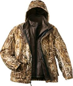 """Great quality impressive warmth true water proof parka."" Customer review of the A.G.O. Waterfowl 4-in-1 Parka"