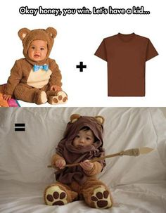 This Is The Cutest Costume