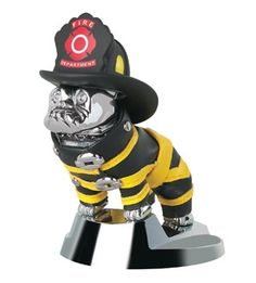 SMOKIN'-MACK® Firefighter Hood Ornament | Shared by LION