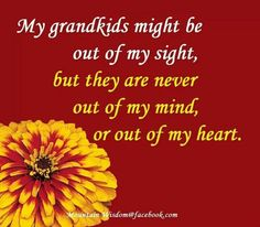 Grand kids !! We love them always!