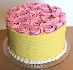 photo prop, fake cake, birthday decor,  Choose any color. Etsy