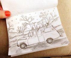 Day 6 Sketch (Bridgette) #30DaySketchbookChallenge
