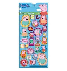 Set 27 Stickers Peppa Pig por 3 euros