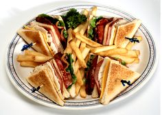 Image detail for -Club Sandwich Recipe - How to make Turkey Club Sandwich - Sandwich ...