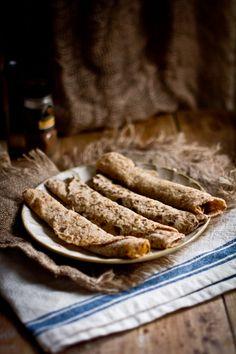 Lefse (Norwegian Potato Crepes)