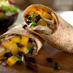 Get the recipe: Caribbean Wrap