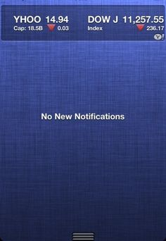 How to Change Color Of Notification Center in iOS 5