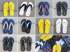 10 Ways to Trick Out Your Flip Flops