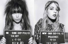 models, daisi low, fashion, style, steven meisel, daisies, mugshot, the great, mug shots