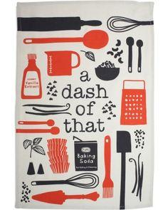 Sur La Table Dash of That Kitchen Towel from Sur La Table | BHG.com Shop