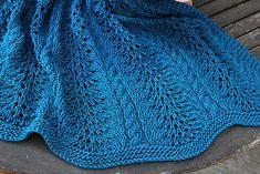 Summer Waves Baby Blanket by Alla Postelnik