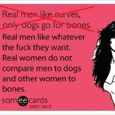 body positivity =/= hating skinny women