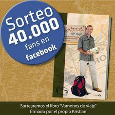 ¡Participa en el sorteo del libro de Kristian Pielhoff! Puedes hacerlo pinchando aquí: https://www.facebook.com/bricomania?sk=app_145572895625294 #concurso #libros #bricolaje #viajes