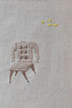 Knittings landscape-detail Miga de Pan