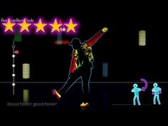 Just Dance 4 - Good Feeling - 5* Stars