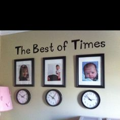 Clock stopped at their birth times ;)