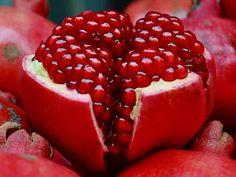 pomegranite lushness
