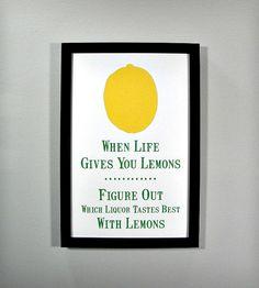 Love this! lemon