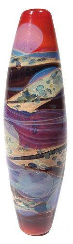 Nancy Tobey lampwork bead