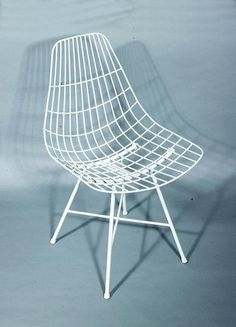 Wire Outdoor Chair