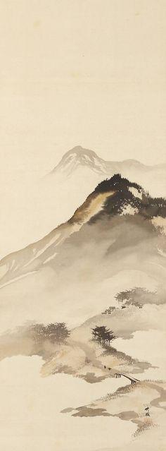 Mountain Landscape w