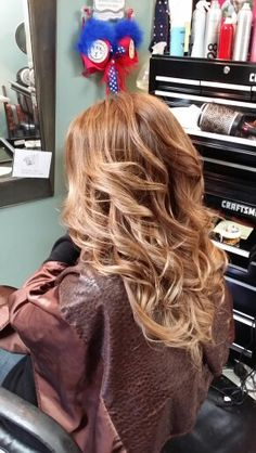 hair colors, jessi jame, jessie james hair color, curl, honey blond ombre, honey blonde ombre