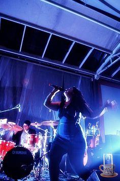 Carla Morrison y Enjambre Tour 2012