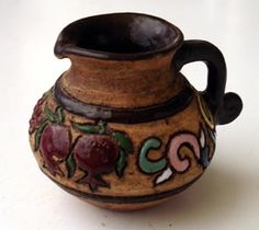 pottery, made in Armenia