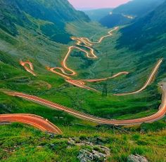 Most spectacular roads in Romania ~ Romania Tours. The Romanian Transfagarasan is one of the world,s most spectacular road.