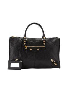 Balenciaga Giant 12 Golden Work Bag