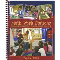 Blogging about math work stations