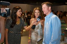 Dale & Amy @ Martin Truex, Jr.'s and Sherry Pollex's Catwalk for a Cause 5-15-13