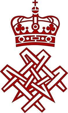 Royal Monogram of Queen Maud of Norway