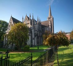 Saint Patrick's Cathedral - Visit Dublin - Visitor Attractions