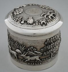 Calcutta Tea Caddy