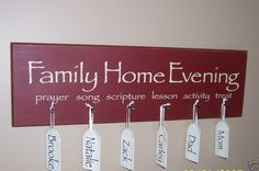 Lds Home Decor On Pinterest Vinyl Lettering Wall Art Decal And