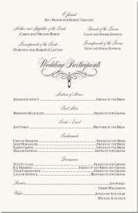 Flourish Mongram Catholic Mass Wedding Ceremony Catholic Wedding Traditions Celtic Wedding