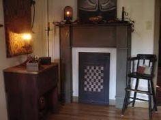Primitive fireplace